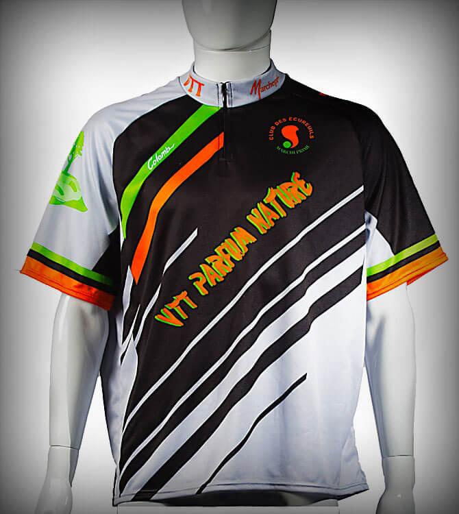 Maillot Free-Rider VTT