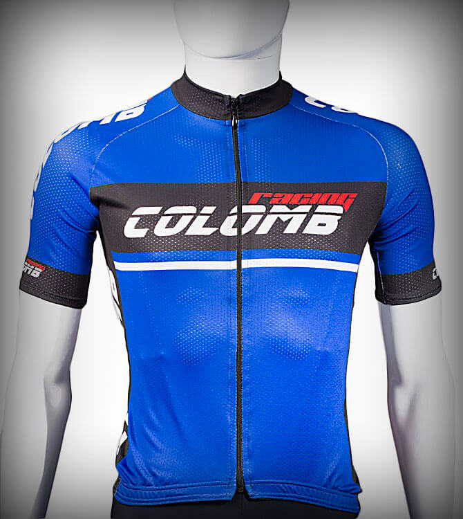 Maillot manches courtes coupe moulante