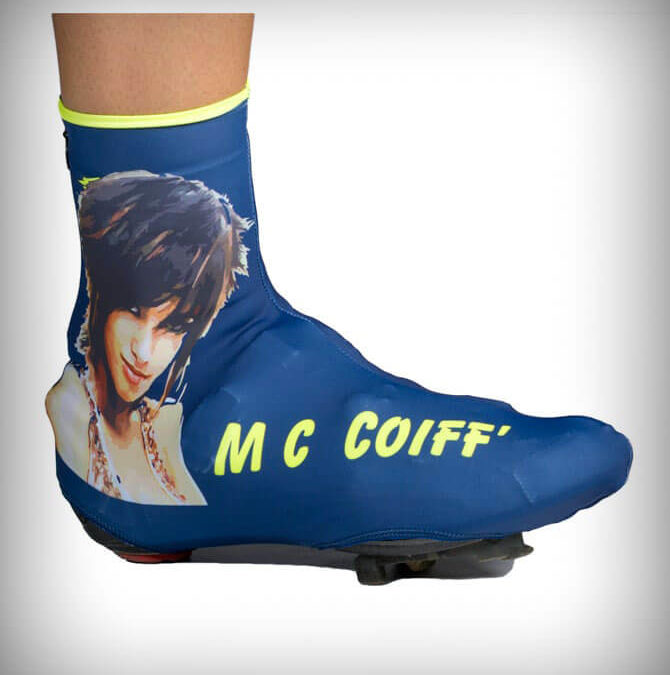 Couvre-chaussures Lycra